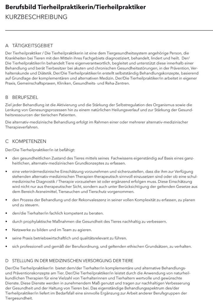 Berufsbild-THP-2016-2